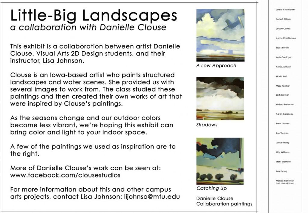 Little-Big Landscapes 2015
