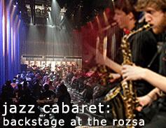 Jazz Cabaret 2016