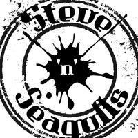 Circle line logo Steve 'n' Seaguls
