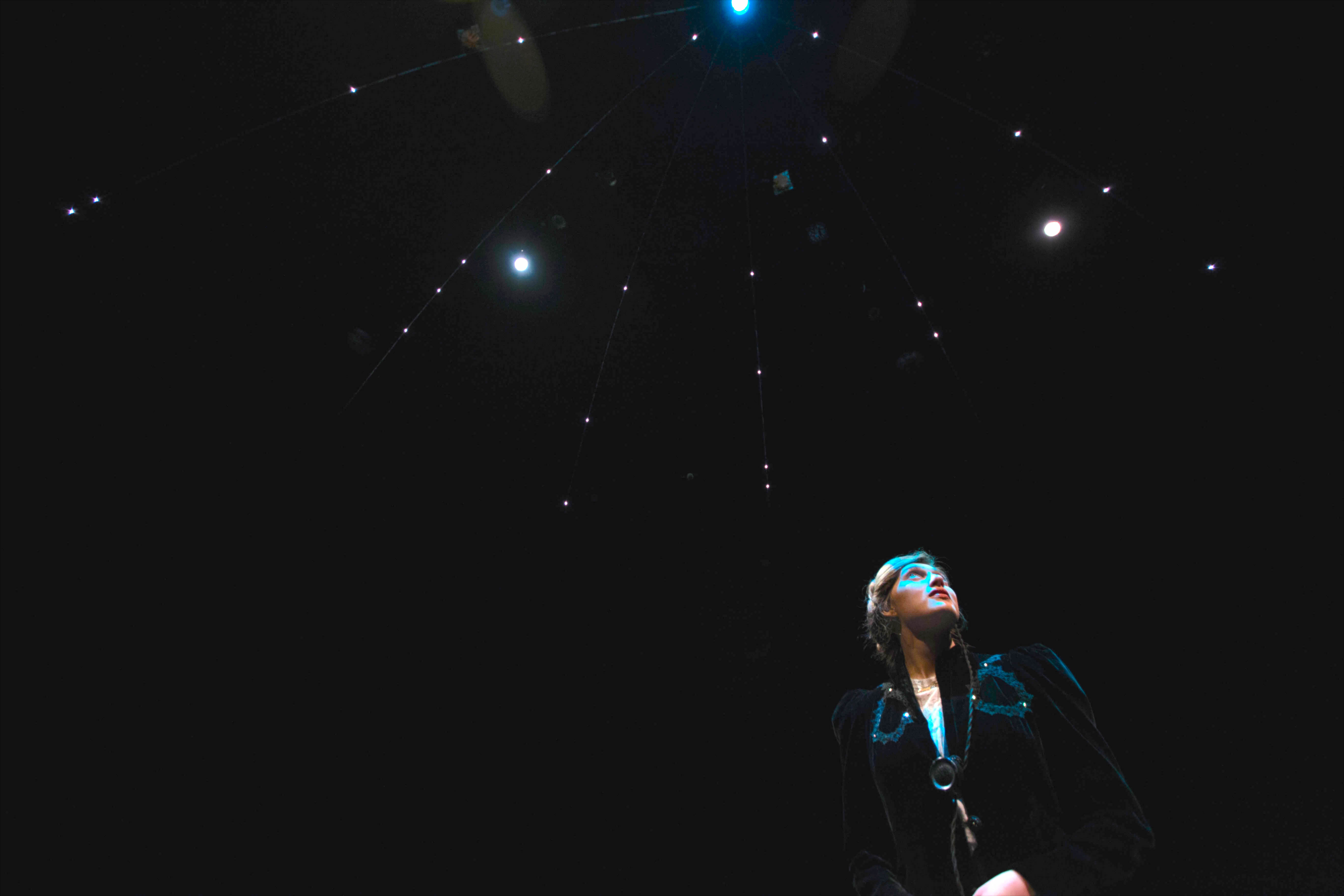 Callisto Cortez in Silent Sky