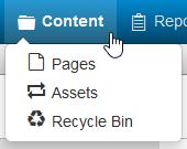 content-menu