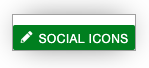 Footer Social Icons Editable Region in the root props file.